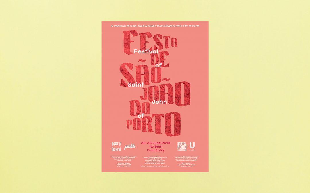 Festa de São João Poster